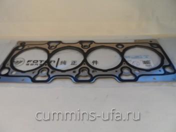 Прокладка ГБЦ (головки блока цилиндров) ISF 2.8